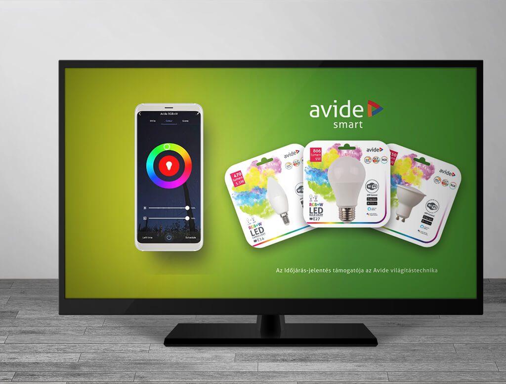 Avide lighting TV-szpot