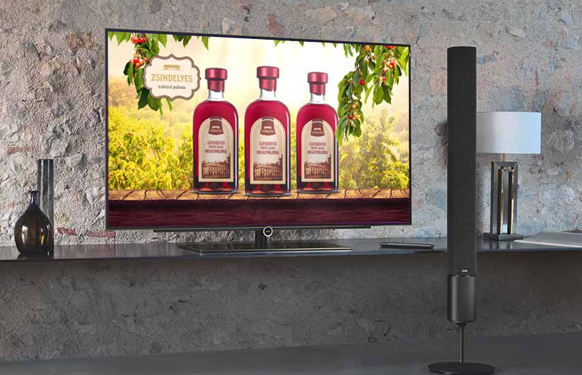Zsindelyes TV-szpot