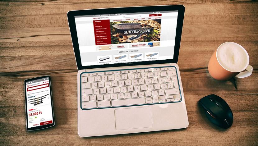 Kesekollok.hu webdesign és webfejlesztés alfa design